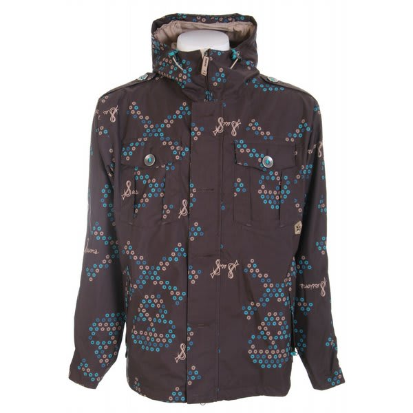 Sessions Barracks Snowboard Jacket