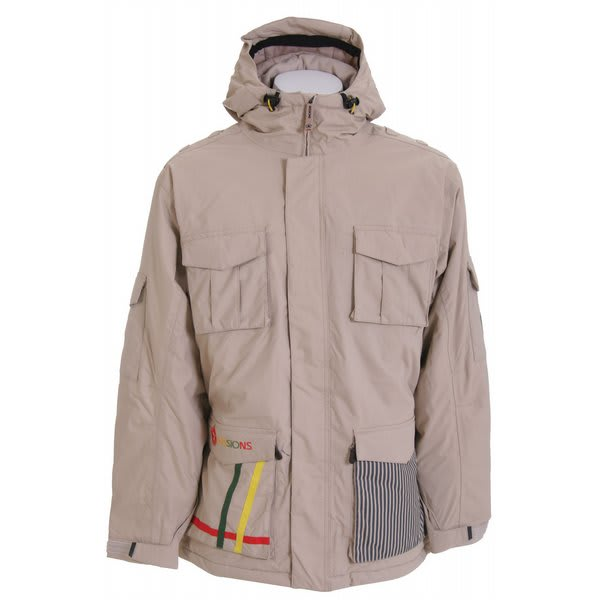 Sessions Bozung Snowboard Jacket