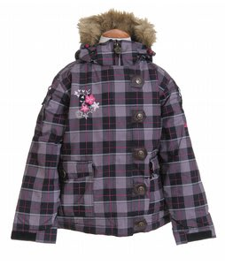 Sessions Bunny Ski Jacket Monument Avery Plaid