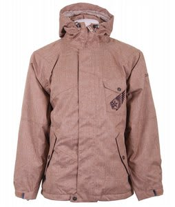 Sessions Istodis Snowboard Jacket Sargent Crosshatch