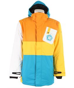 Sessions Iso Snowboard Jacket Bright Blue