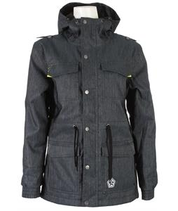 Sessions Karma Denim Snowboard Jacket