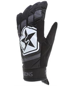 Sessions 4Star Gloves Black