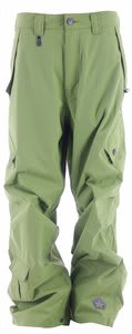 Sessions Achilles Snowboard Pants Lime