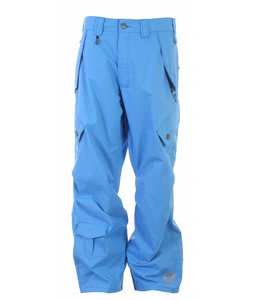 Sessions Achilles Snowboard Pants Royal Blue