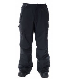 Sessions Achilles Snowboard Pants Black