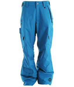 Sessions Achilles Snowboard Pants Blue Royale