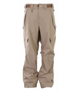 Sessions Achilles Snowboard Pants Latte