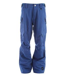 Sessions Achilles Shell Snowboard Pants Blue