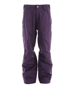 Sessions Achilles Shell Snowboard Pants Purple