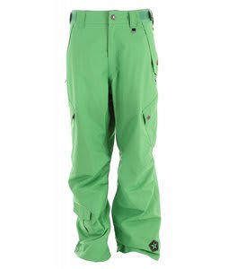 Sessions Achilles Snowboard Pants Kelly Green
