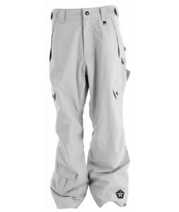 Sessions Achilles Snowboard Pants Silver