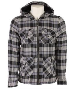 Sessions Adlan Jacket Black Plaid