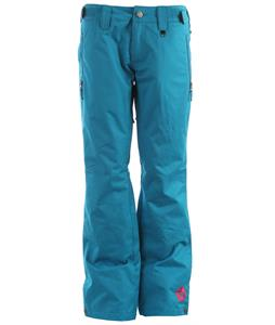 Sessions Atmosphere Insulated Snowboard Pants Bright Blue