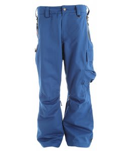 Sessions Barricade Snowboard Pants Blue Royale