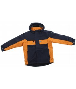 Sessions Bat Snowboard Jacket Midnight/Sunkist