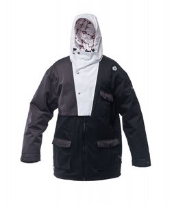 Sessions Benchetler Ski Jacket Black
