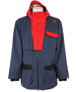 Sessions Benchetler Ski Jacket Navy