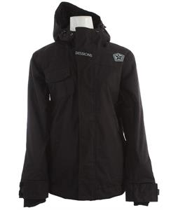 Sessions Bliss Snowboard Jacket Black