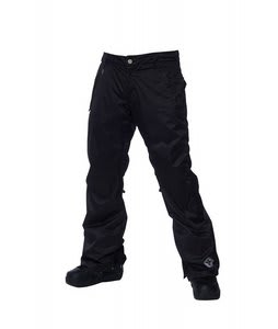 Sessions Brawl Snowboard Pants Black
