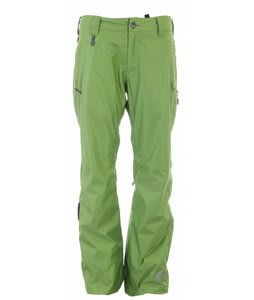 Sessions Brawl Snowboard Pants Lime