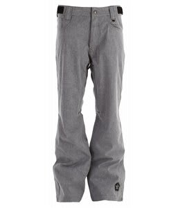 Sessions Brawl Snowboard Pants Heather Grey