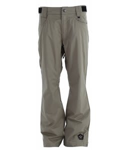 Sessions Brawl Snowboard Pants Khaki