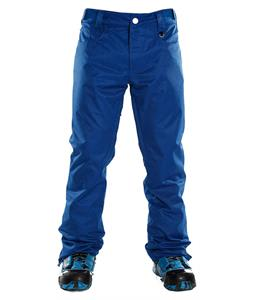 Sessions Brawl Snowboard Pants Blue