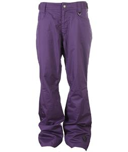 Sessions Brawl Snowboard Pants Purple