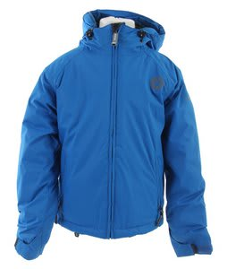 Sessions Bucky Snowboard Jacket Royal Blue