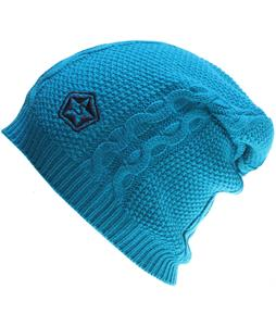 Sessions Cable Beanie Bright Blue