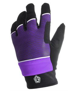 Sessions Candy Gloves Purple