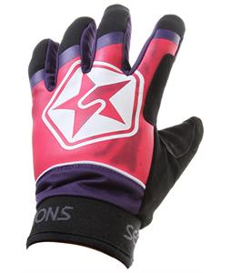 Sessions Cblocked Gloves Pink