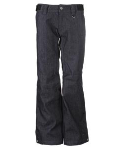 Sessions Chase Denim Snowboard Pants Denim