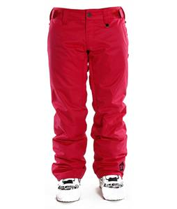 Sessions Chase Snowboard Pants Pink