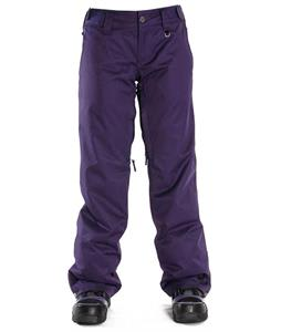 Sessions Chase Snowboard Pants Purple