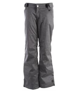 Sessions Chase Heather Snowboard Pants Grey Heather