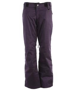 Sessions Chase Heather Snowboard Pants Purple Heather