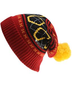Sessions Classic Beanie Red