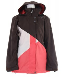 Sessions Climate 2 In 1 Snowboard Jacket Coral