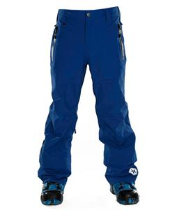Sessions Clone Snowboard Pants Blue