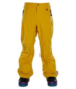 Sessions Clone Snowboard Pants Yellow