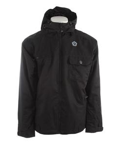 Sessions Commander Snowboard Jacket Black