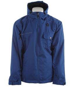 Sessions Commander Snowboard Jacket Blue