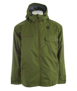 Sessions Commander Snowboard Jacket Olive