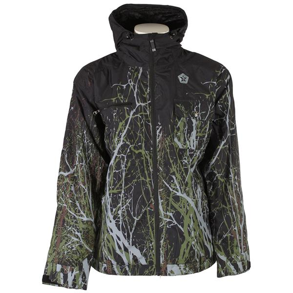 Sessions Commander Timber Snowboard Jacket