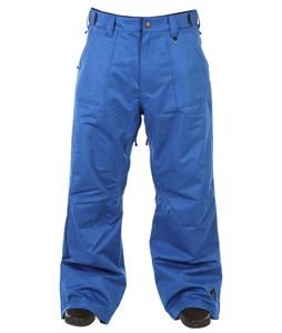 Sessions Crew Snowboard Pants Blue Royale