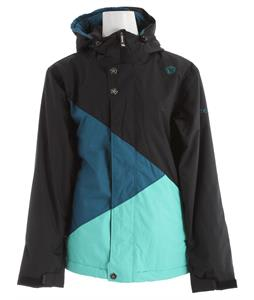 Sessions Crosscheck Snowboard Jacket Black