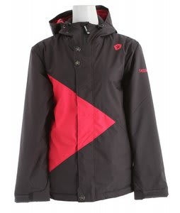 Sessions Crosscheck Snowboard Jacket Heavy Grey