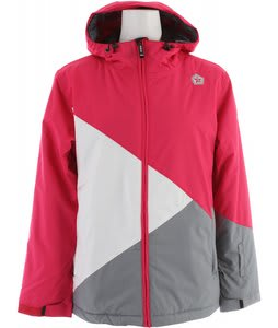 Sessions Crosscheck Snowboard Jacket Pink